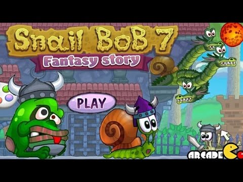 Snail Bob 7 Walkthrough