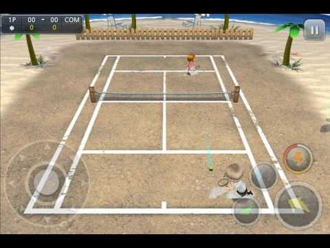 Video of Pocket Tennis