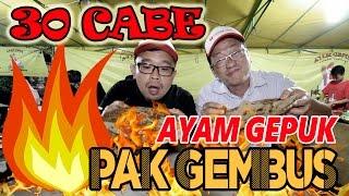 Video Kepedasan Makan Ayam Gepuk Pak Gembus Dengan 30 Cabe Nikmat Banget - Kuliner Pedas MP3, 3GP, MP4, WEBM, AVI, FLV Mei 2019