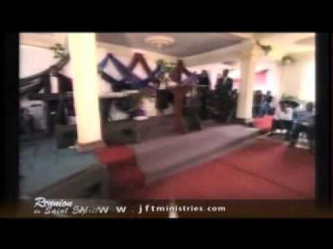 Atmosphère prophétique avec le Prophète Joël Francis Tatu  part 2