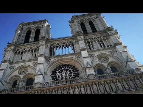 Cathédrale Notre Dame de Paris October 16, 2017