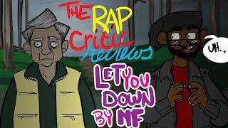 Rap Critic:  NF - Let You Down