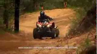 5. 2014 ARCTIC CAT ATV XC450 : INTRO