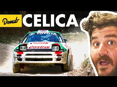 TOYOTA CELICA - Everything You Need to Know | Up to Speed (видео)