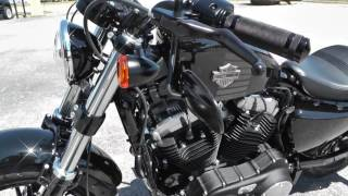 10. 407654 - 2017 Harley Davidson Sportster 1200   48   XL1200X - Used motorcycles for sale