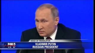 Putin wants to visit US, pending Trump invite