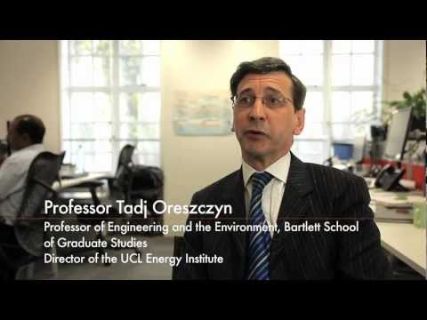 The UCL Energy Institute partners with EDF