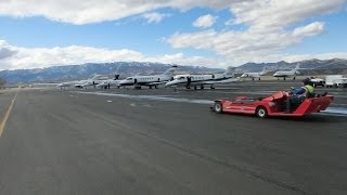 Rifle (CO) United States  city pictures gallery : Private Jets at Rifle Colorado USA
