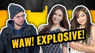 Video Sarah Geronimo & Janine Berdin - Buwan | ASAP Natin To | REACTION MP3, 3GP, MP4, WEBM, AVI, FLV Maret 2019