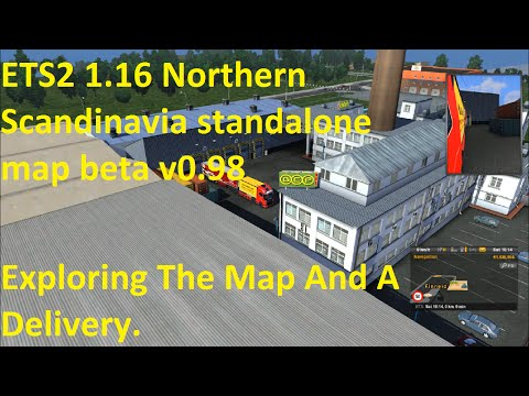 Northern Scandinavia + Russia v0.98.6