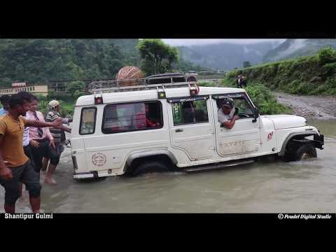 (खोलाले झन्डै लागेन जीप ||  Dengerous Nepali Roadways - Duration: 5 minutes, 36 seconds.)