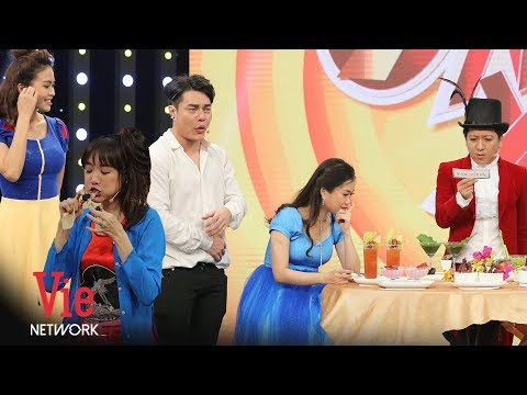 Vắng Thánh Ăn Hari Won Lâm Vỹ Dạ Thế Mạng Trong Màn Ăn Cả Thế Giới | Hài 2019 FULL HD - Thời lượng: 13:04.