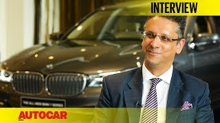 Vikram Pawah , President of the BMW Group talks about plans for expansion, new product strategy and the government's push for large-scale adoption of electric vehicles. Watch the interview for more.SUBSCRIBE to Autocar India for hottest automotive news and the most comprehensive reviews ► http://bit.ly/AutocarIndAutocar India is your one stop source for test drive reviews & comparison test of every new car released in India. We also offer a great mix of other automotive content including podcasts, motor show reports, travelogues and other special features.Click this link for latest car reviews ►http://bit.ly/ACI-NewCarReviewsClick this link for comparison tests of latest cars & bikes ►http://bit.ly/ACI-ComparisonClick this link for latest bike reviews ►http://bit.ly/ACI-BikeReviewsClick this link for Autocar India exclusive features ►http://bit.ly/ACI-FeaturesVisit http://www.autocarindia.com for the latest news & happenings from the auto world.Facebook: http://www.facebook.com/autocarindiamagTwitter: http://www.twitter.com/autocarindiamagG+: https://plus.google.com/+autocarindia1