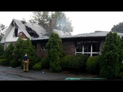 RINGTOWN HOUSE FIRE VIDEO 07 08 2011