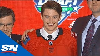 Calgary Flames Select Jakob Pelletier 26th Overall In 2019 NHL Draft by Sportsnet Canada