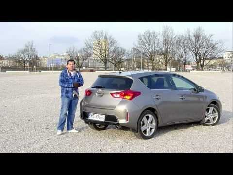 (ENG) 2013 Toyota Auris / Corolla 1.6 CVT – Review and Test Drive