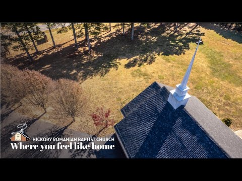 Video of Hickory Romanian Baptist