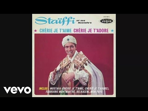 "1964 : Alberto Staiffi Et Ses Mustafa's - ""Belkacem"""