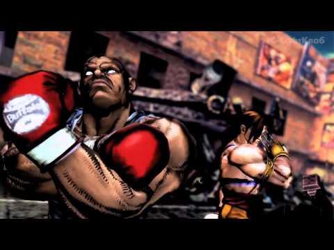 Street Fighter X Tekken thumb1