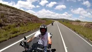 La Gran Sabana aventura en moto Kawasaki KLR 650