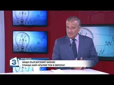 Защо българският бизнес плаща най-скъпия ток в Европа?