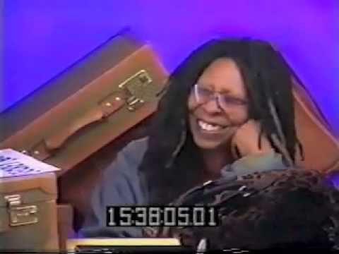 uncensored - The line cut from Whoopi Goldberg's final episode as Hollywood Squares's center square and one of its executive producers. Definitely some fun and naughty mo...