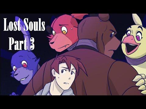 Lost Souls Part 3【 FNAF Comic Dub - Five Nights at Freddy's 】