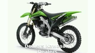 4. 2009 Kawasaki KX 250F -  Top Speed Dealers