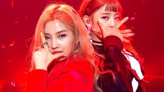 Video (G)I-DLE - Latata [Music Bank Ep 929] MP3, 3GP, MP4, WEBM, AVI, FLV Oktober 2018