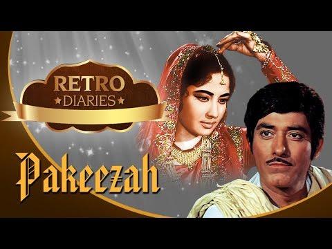 The Story Of Pakeezah | Meena Kumari | Raaj Kumar | Ashok Kumar