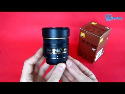 Nikon 10.5 Fisheye Lens 開箱