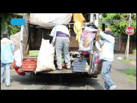 Recolección domiciliar de basura, ayuda a prevenir enfermedades en los hogares