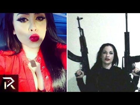 史上最屌傳奇女流氓的影片 毒梟 殺手什麼都有太扯啦!