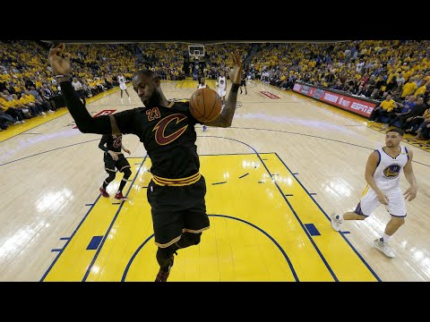 Video: T&S: Could LeBron leave Cleveland again?