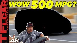 Can We Really Get 500 MPG from THIS car? by The Fast Lane Car