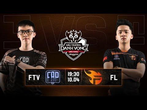 FAPtv vs Team Flash - Vòng 9 Ngày 1 - Đấu Trường Danh Vọng Mùa Xuân 2019 - Thời lượng: 1:07:20.