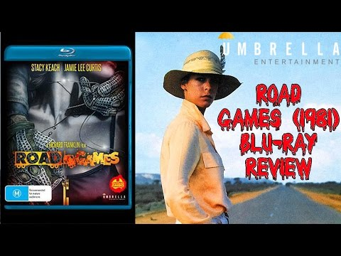 Blu-Ray Review   Road Games (1981)   Umbrella Entertainment
