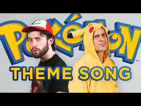 "Tamara Loeffler & John Siegler  ""Pokémon Theme"" Cover by Jonathan Young"