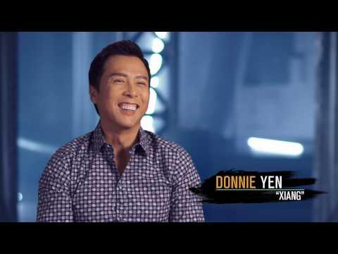 XXX: Return of Xander Cage (Featurette 'Donnie Yen')