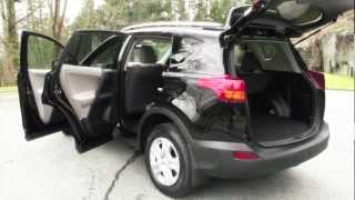 Redesigned 2013 RAV4 | Vancouver Toyota Dealer Review