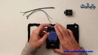 Videofilmer för Smartphonetillbehör vid träning
