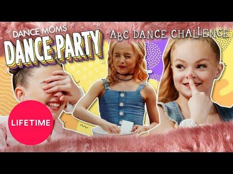 Dance Moms: Dance Party - ABC Dance Challenge | Lifetime