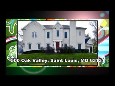Saint Louis Homes For Sale | 500 Oak Valley, Saint Louis, MO 63131