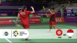 Video HKG v INA – Badminton Beregu Putri: Highlight Partai Kedua - Set Kedua | Asian Games 2018 MP3, 3GP, MP4, WEBM, AVI, FLV Agustus 2018