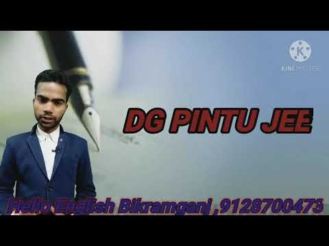 Best introduction for everyone by DG PINTU JEE