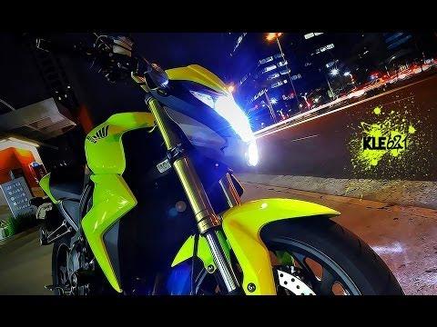 KLE621 CB1000R COLETÂNEA APAVORANDO EM SÃO PAULO!!