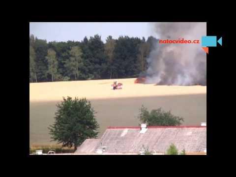 Zahoření pole při sklizni 4