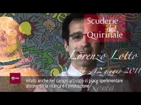 Enel per Lorenzo Lotto