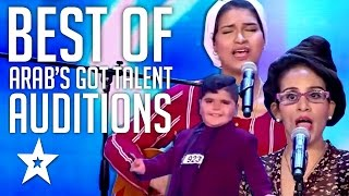 Video اراب جوت تالنت  Arab's Got Talent 2017 Audition Highlights Golden Buzzers & More MP3, 3GP, MP4, WEBM, AVI, FLV Oktober 2018