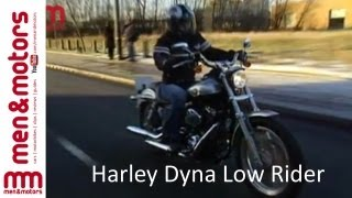 8. Harley-Davidson Dyna Low Rider Review (2003)
